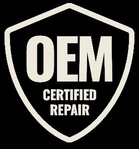 OEM Certified Repair